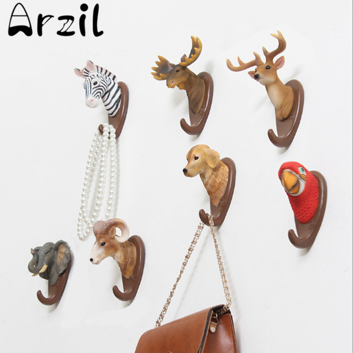 Wall Hanging Hooks compare prices on wall hooks deer- online shopping/buy low price
