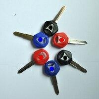 48 Pcs Lot Motorcycle Blank Key Uncut Blade For Yamaha YZF R1 R6 XJR1200 XJR1300 FJR1300 SR400 XVS400