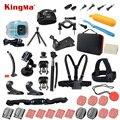Kingma para kit de accesorios para polaroid polaroid cubo + caja estanca 20-en-1 cubo y cubo +