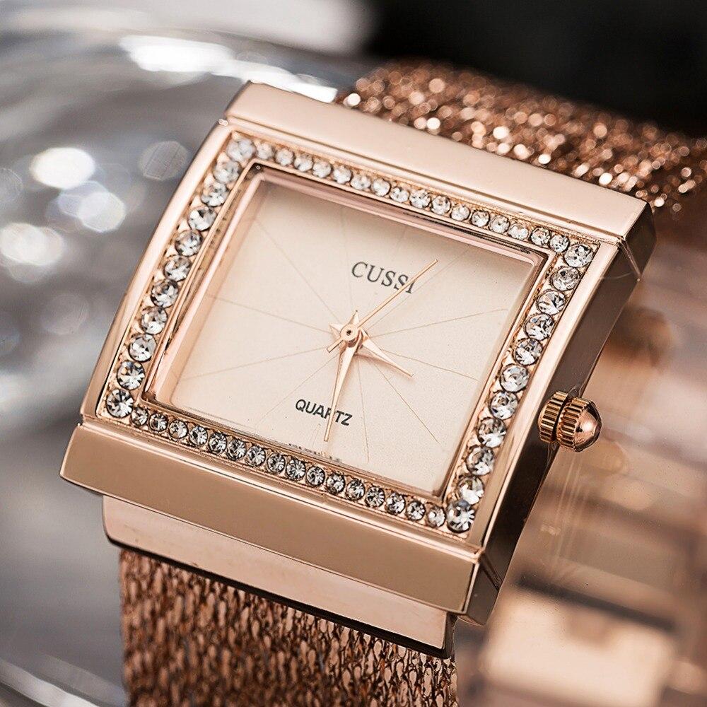 CUSSI ρολόγια χειρός πολυτελείας - Γυναικεία ρολόγια - Φωτογραφία 4