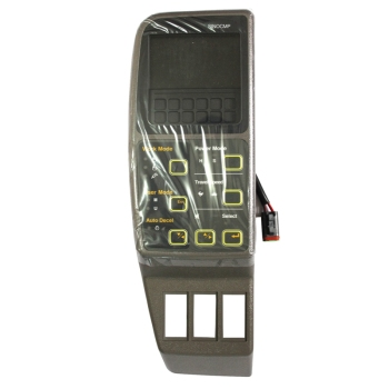 Robex R215-7 R215-7C Monitor Display Panel 21N6-30010 for Hyundai Excavator, 1 year warranty