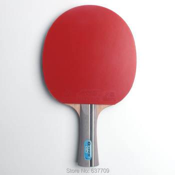 Оригинальный Galaxy yinhe 04b настольный теннис ракетки готовые ракетки ракетка спорт прыщи в резиновых ракетки для пинг-понга