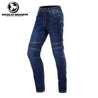Rock Biker Motorcycle Jeans Summer Vintage Men Racing Motorcycle Trousers Moto Sports Pants With Kevlar Equipamento de Motocross