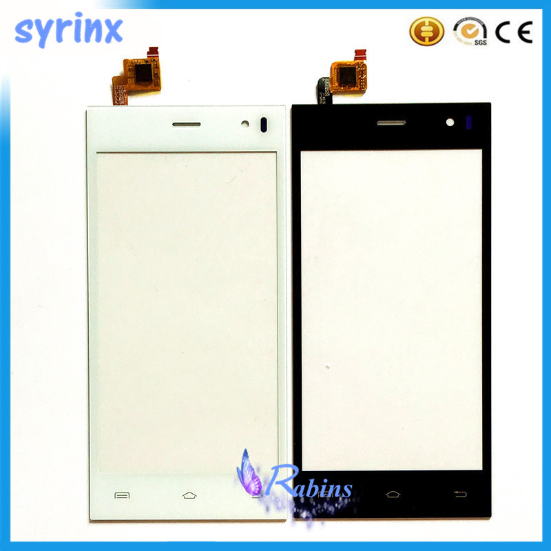4.5 Inch Phone Touch Screen Digitizer Front Glass Sensor Panel Lens Replacement FOR WEXLER ZEN 4.5 Touchscreen TouchPad