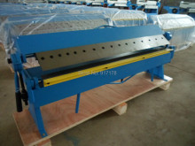 W-1220 pan and box brake bending machine folder machinery tools
