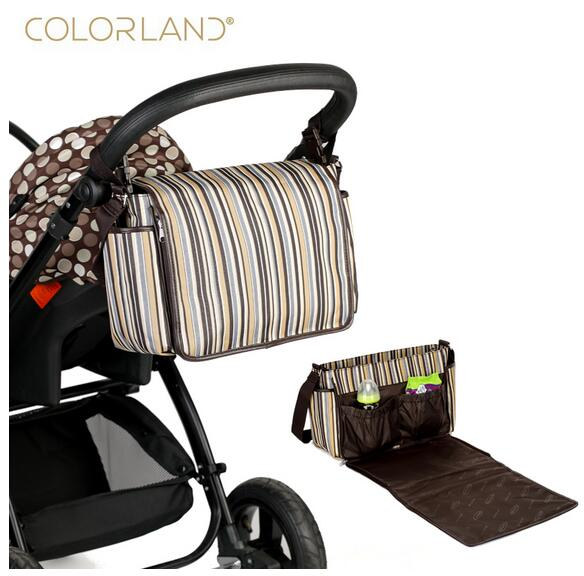 Baby Stroller Bag Tote Diaper Bags mother Maternity Bag Baby Organizer diapers Bolso Maternidad Fashion Nappy Bags 5 in 1 diaper bag set baby changing maternity infant stuff storage tote nappy bags mummy storage bags fashion baby stroller bags