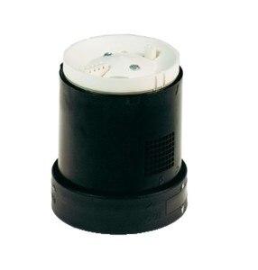 XVBC9M звуковой блок для модульных башенных огней, пластика, Ø70, зуммера, непрерывного или промежуточного тона, 70... 90 дБ, 120...230 В переменного ток...