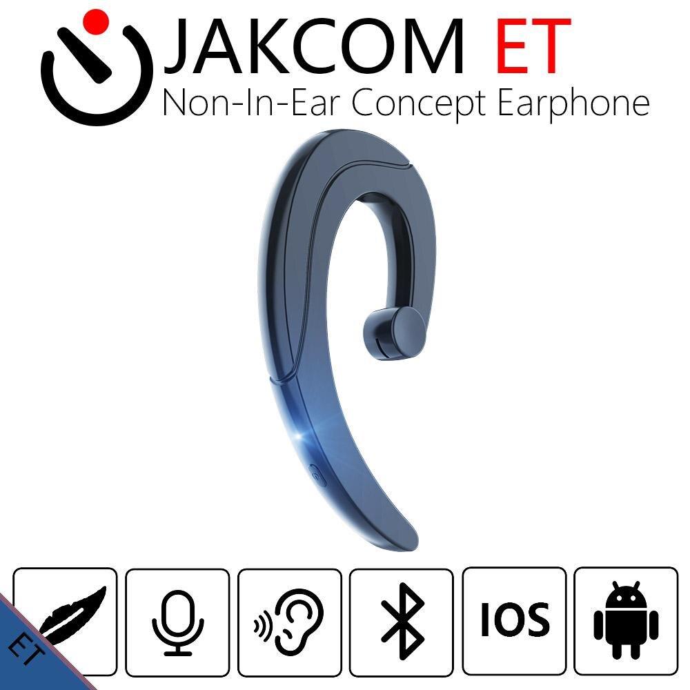 JAKCOM ET Non-In-Ear Concept Earphone as Earphones Headphones in ve monk rock zircon sport earphone