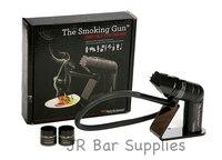 Free Shipping Smoking Gun Handheld Food Smoker Professional Metal Barware/Bar Tools