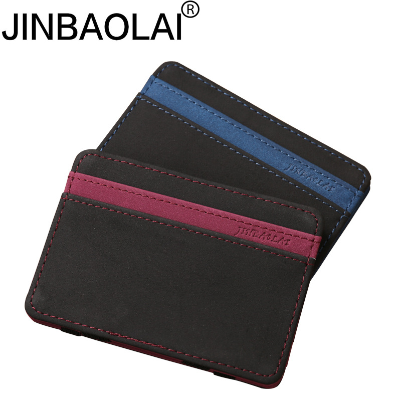 Slim Small Bus Mini Bank ID Business Credit Card Holder Women Men Wallet Female Male Purse Case Pocket For Cardholder Portmann app blog women men credit id card holder case extendable business bank cards bag small wallet coin purse carteira mujer male