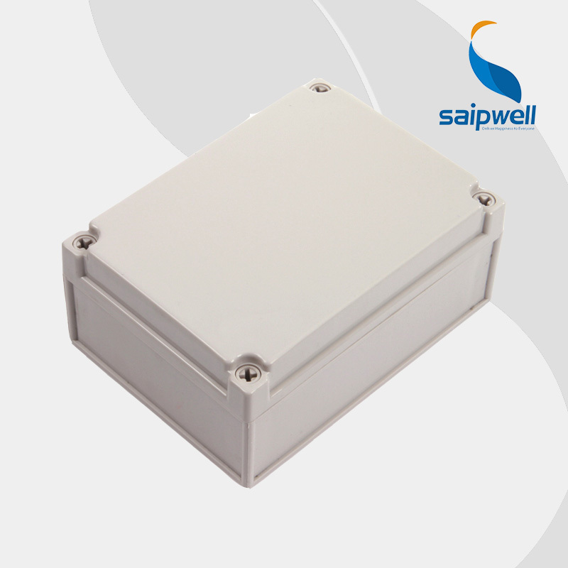 High quality ABS IP66 solid cover waterproof electrical switch box DS AG 1217 125 175 75