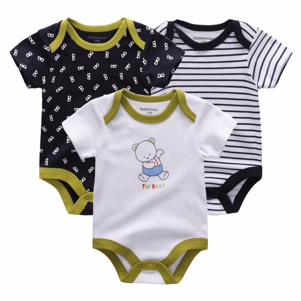 2018 New Baby Clothes Unisex High Quality Boys Amp Girls Short