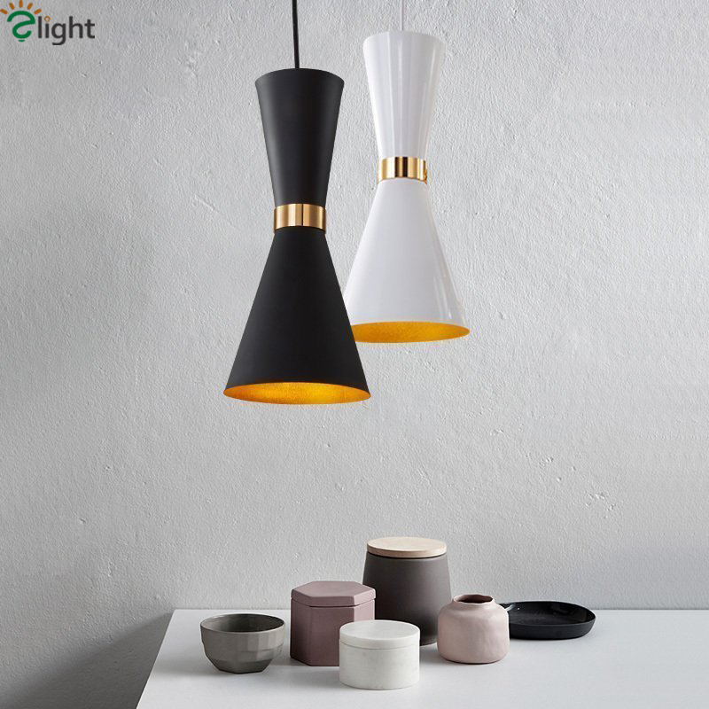 Modern Aluminium E14 Led Pendant Light 1 Light Simple Speaker Pendant Lamp Dining Room Led Hanging LampModern Aluminium E14 Led Pendant Light 1 Light Simple Speaker Pendant Lamp Dining Room Led Hanging Lamp