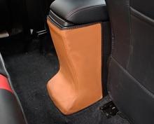 1pc for SUZUKI Vitara Armrest mat Rear kick pad Decorative sticker