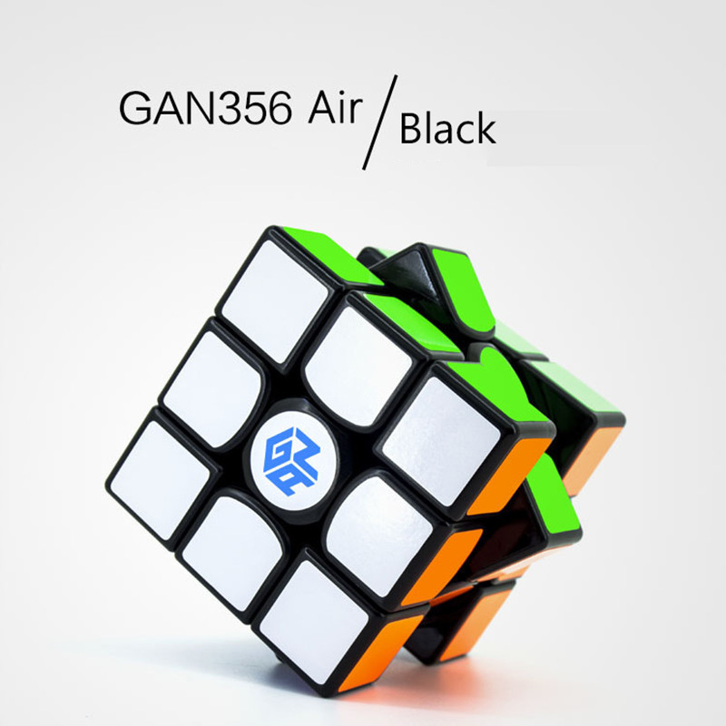 GAN 356 AIR 3x3x3 Magnetic Puzzle Magic Cube Professional Competition Speed Twist Smooth Cube Neo Cube For Kids Learnning Toys