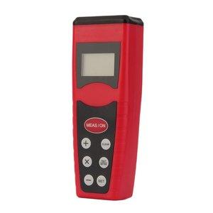 Uniqueu легкий портативный ультразвуковой измеритель расстояния Указатель дальномер CP3000 красивый красный