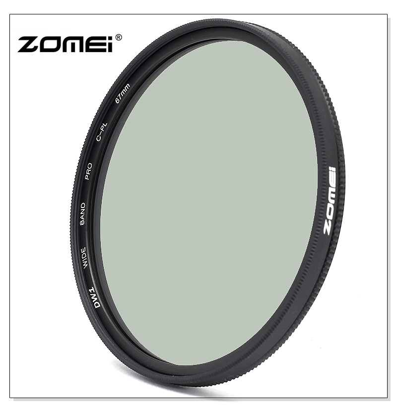 CPL 58mm Filtro Polarizador para Panasonic,Sigma,Samsung,Fujifilm,Nikon,Sony
