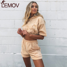 2019 Spring Summer New Women Sports Leisure Set Europe American 2 Sets Female Sport Suit Casual Jogging Suits For Hot Sale