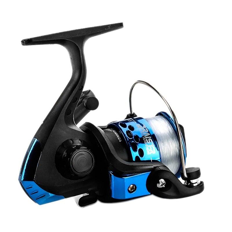 2018 New Folding Spinning Fishing Reels Wheel Spinning Reel Pardew Lure Wheel Vessel Bait Casting Flying Fishing Trolling