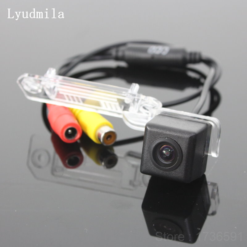Lyudmila Car Camera For Volkswagen VW Transporter T5 / Caravelle / Multivan / HD CCD Rear View Back Up Reverse Parking Camera