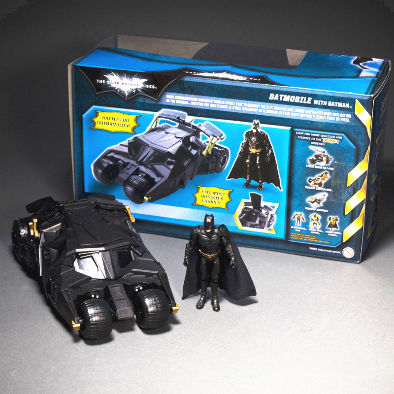 Limited 2 In 1 Batmobile And Batman Fighting vehicle car Toy Action Figure doll model Original box kids baby birthday gift brook hart g business benchmark 2nd edition upper intermediate bulats student s book