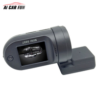 Mini 0807 Car DVR Camera Dash Cam G Sensor GPS Dual Card Recording OBD II A7LA50