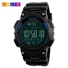SKMEI Men Smart Watch Fashion Outdoor Sports Watches Pedometer Calories Chronograph Smartwatch 50M Waterproof Digital Wristwatch