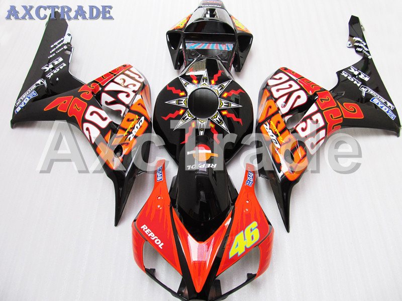 Motorcycle Fairings For Honda CBR1000RR CBR1000 CBR 1000 2006 2007 06 07 ABS Plastic Injection Fairing Bodywork Kit reposl 46 motorcycle fairings for honda cbr1000rr cbr1000 cbr 1000 rr 2006 2007 06 07 abs plastic injection fairing bodywork kit white