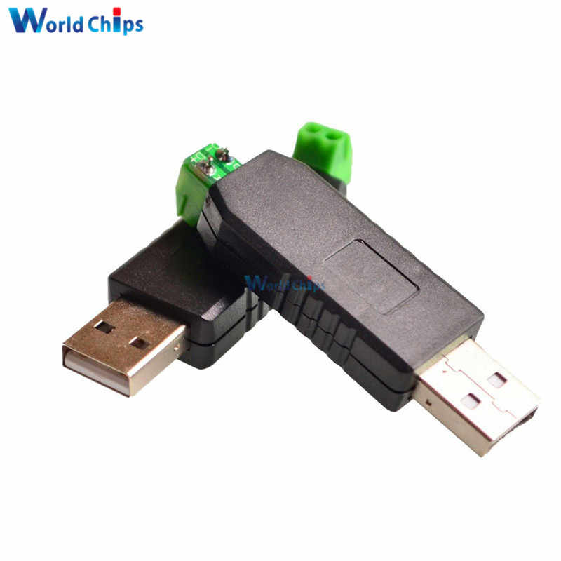 USB to RS485 485 Converter Adapter Compitable USB 2.0 USB 1.1 Support Win7 XP Vista Linux Mac OS WinCE5.0 1200M Communication