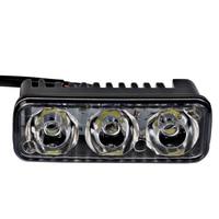 2Pcs Car DRL Daytime Running Lights DC 12V Car Styling Light Source High Quality Waterproof 6
