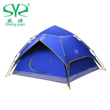 Outdoor Beach Automatic Tent Fishing Double Layer Waterproof Speed Open Hydraulic Multifunction 3- 4 Perosn Camping Awning