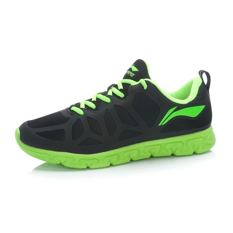 ФОТО Lining Shoes for Men 2016 New Ultra Light Confidante Breathable Jogging Shoes Running Shoes Sports Shoes Damping ARHJ047