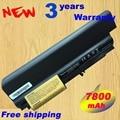 9 Celdas 7800 mah Batería Del Ordenador Portátil lenovo 41U3196 41U3198 ASM 42T5265 Para IBM ThinkPad R400 T400 R61 R61i T61 T61p