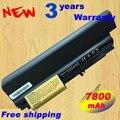 9 Cells 7800mah Laptop Battery 41U3196 41U3198 ASM 42T5265 For IBM lenovo ThinkPad R400 T400 R61 R61i T61 T61p