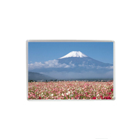 Fujisan Higheast Mountain In Japan HIGH Quality Acrylic Magnet Japanese Souvenir