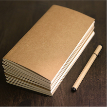 New Arrival School Office Supplies High Quality Notebook Stationery Store Planner Vintage Sketch books Personal diary