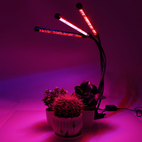 Newest 36W Growing Lamp Full Spectrum AC85 265V LED Grow Light For Indoor Hydroponics Vegetables and Flowering
