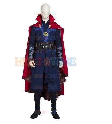 Доктор Стрэндж супергероя Косплэй костюм