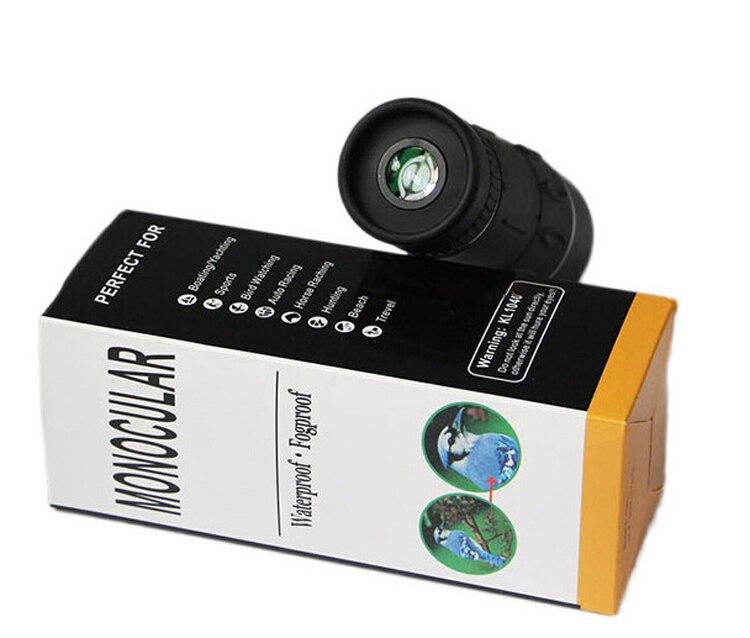 Teleskopi HD Monokular i Dukshëm i Ri 35X95 për Camping Watching - Kampimi dhe shëtitjet - Foto 6