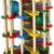 Juguetes Educativos Juguete infantil Multicolor Bola Escalera Golpe Juguete De Madera de Juguete para Niños