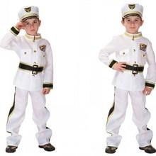 Navy Cosplay Dress Fancy