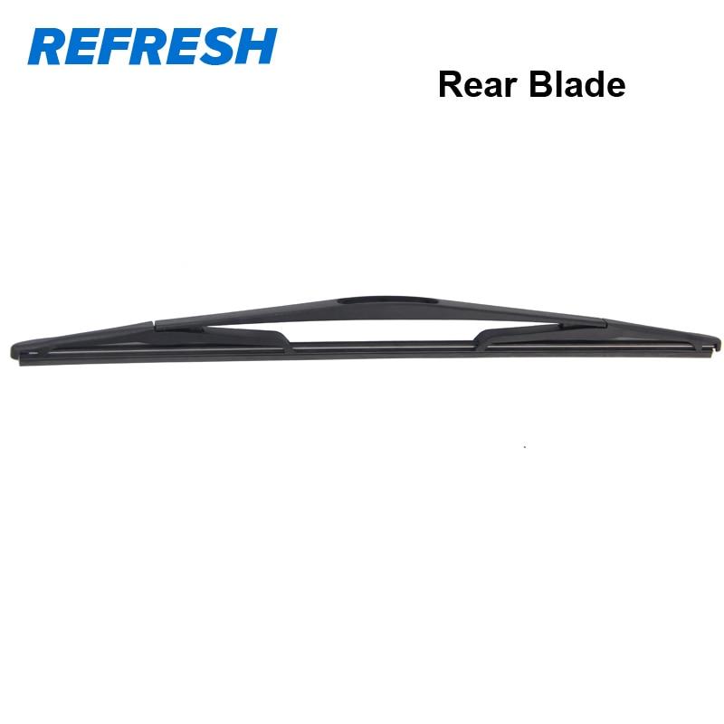 REFRESH Щетки стеклоочистителя для Opel Meriva Fit Hook Arms / Push Button Arms Модельный год С 2003 по год