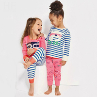 My Little Pony Clothes Girls Clothing Sets Suits Kids Pajamas Children 2 Piece Sleepwear Home Fashion