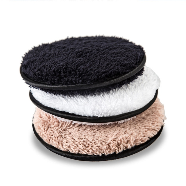 Magical Makeup Remover puff Microfiber Cloth Pads Remover Towel Face Cleansing Makeup For Women promotes health P# dropshiop