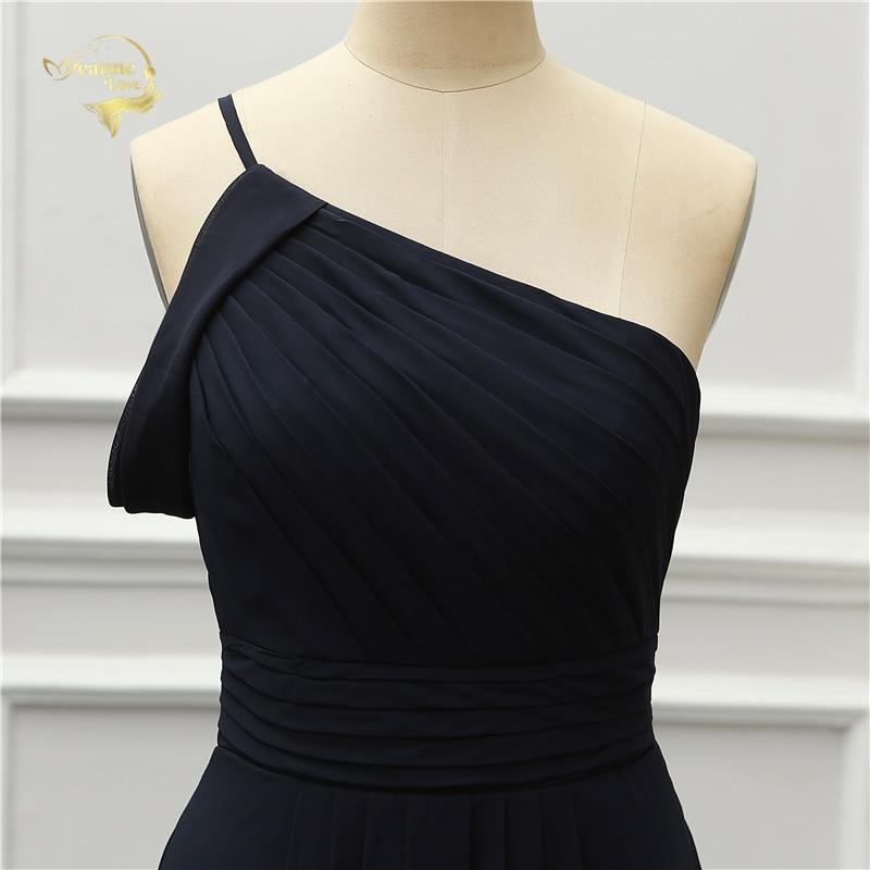 Jeanne Love Formal Luxury Evening Dress New Arrival Black One Shoulder Party Robe De Soiree Vestido De Festa OL5221 Prom Gowns 7