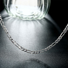 Men's 925 Silver Plated Chain