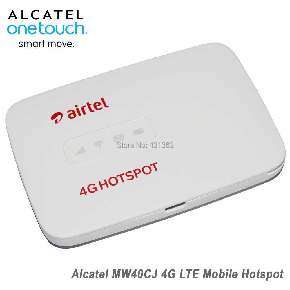 Unlocked Alcatel Link Zone MW40CJ 4G LTE 150Mbps Mobile WiFi