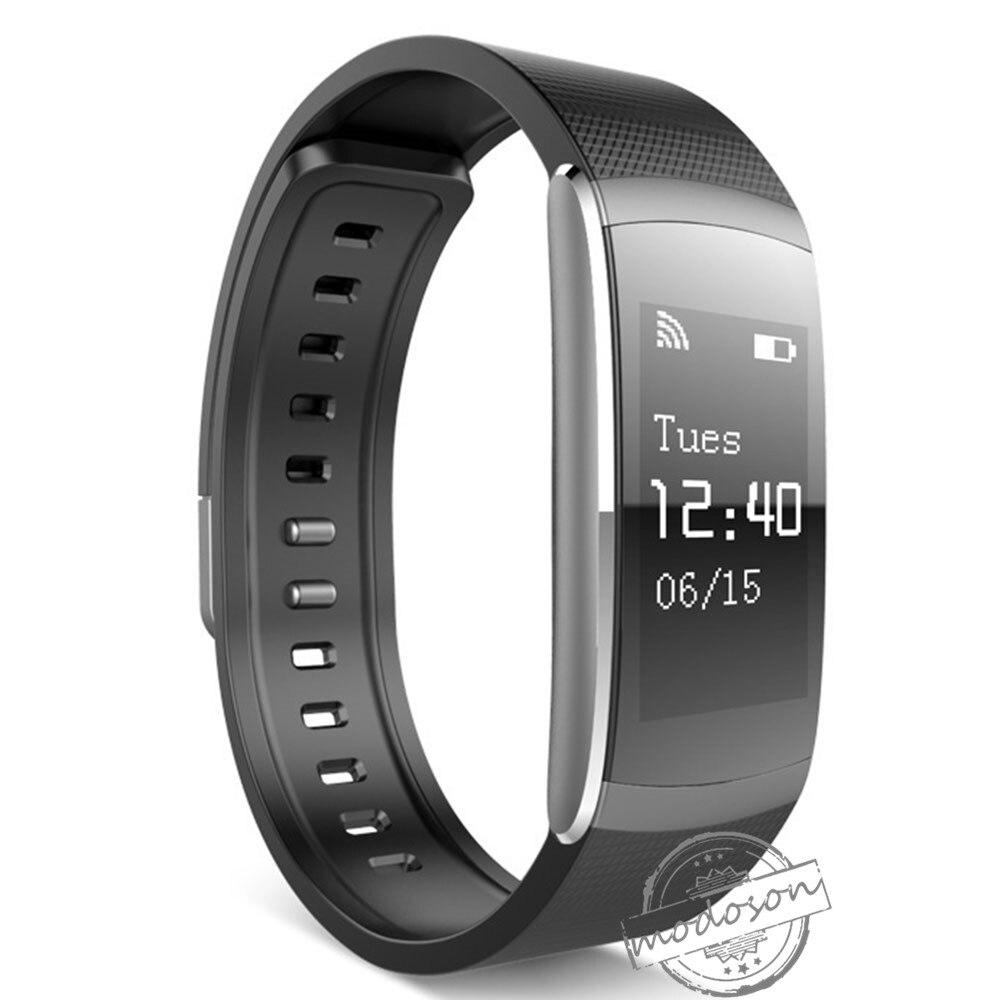 imágenes para Original i6 pro inteligente de pulsera resistente al agua banda de reloj para ios apple iphone para android samsung huawei xiaomi htc sony