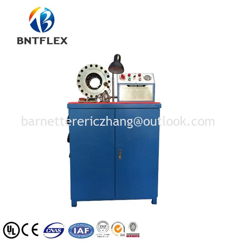 Máquina de prensado de cuerda de acero de precio más bajo de marca BNTFLEX