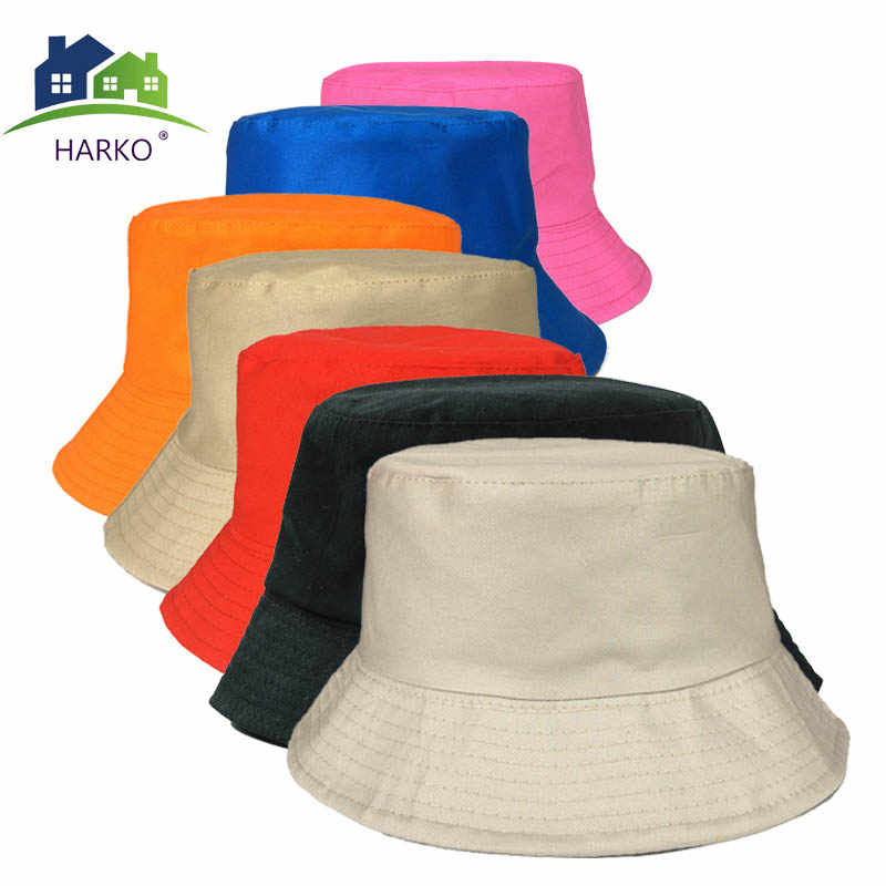 69c3ccd1310 Detail Feedback Questions about HARKO Men Women Bucket Hat Travel Hunting  Fishing Outdoor Cap Unisex Summer Hat Beach Hats Fisherman Caps Sun Hat on  ...